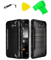 brush hybrid cover case cell phone accessory extreme band