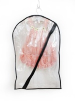 clear childrens child baby garment bag infant