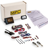 complete 1 button remote start kit for 2000 2007 ford focus