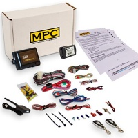 complete 1 button remote start kit with data module for