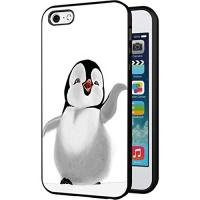 iphone 5s case customized black soft rubber tpu iphoneapple