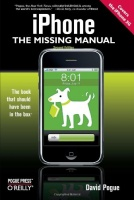 iphone the missing manual covers 3g