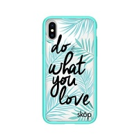 iphone x bumper case do what you love elegant and