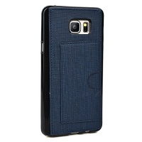 kroo cell phone case with card holder for samsung galaxy