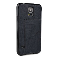 kroo cell phone case with card holder for samsung galaxy s5