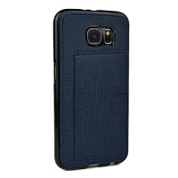 kroo cell phone case with card holder for samsung galaxy s6