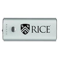 rice university portable cell phone 5200 mah power bank