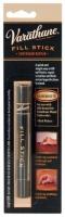 rust oleum 215371 varathane fill stick for dark walnut by