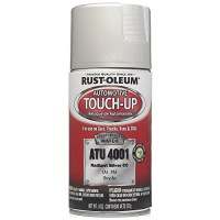 rust oleum atu4001 radiant silver automotive touch up spray