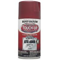 rust oleum atu4008 garnet automotive touch up spray paint 8