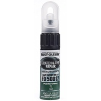 rust oleum fd50012a pacific green automotive scratch and