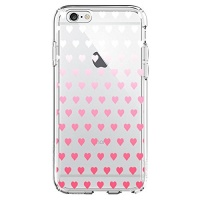 shark bbf love pink sweet heart cute matching couple cases