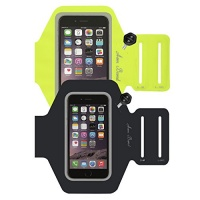 sports armband 2 pack with key holder for iphone 7 plus 6s