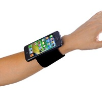 tfy sports wristband forearm band for iphone 5