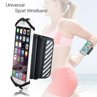 tfy wristband phone holder for 45 6 inch iphones and other
