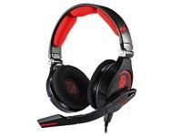 tt esports cronos gaming headset black ht cro008ecbl