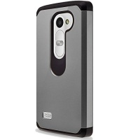 zizo cell phone case for lg k7 retail packaging blacksilver