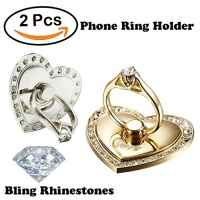 2018 ver 3d bling finger ring stand 2 pack marvalp
