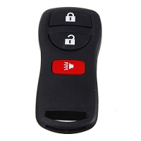 3button remote key keyless entry fob transmitter for nissan