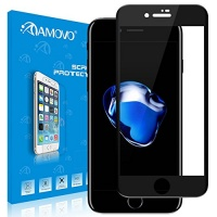 amovo iphone 8 screen protector case friendly full coverage