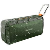 apie portable wireless outdoor bluetooth speaker ipx6