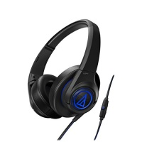 audio technica ath ax5is sonicfuel over ear closed back