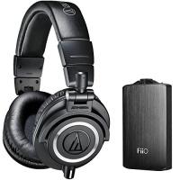 audio technica ath m50x professional studio headphones