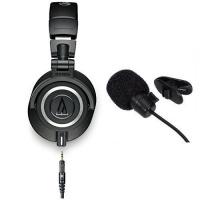 audio technica ath m50x professional studio monitor