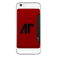 austin peay state university cell phone card holder red