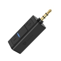 bluetooth car receiver adapter tekhome 35mm aux