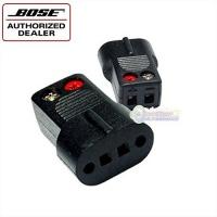 bose ac 2 bare speaker wire adapterconnector black