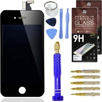cell phone diy black lcd screen replacement and accessory
