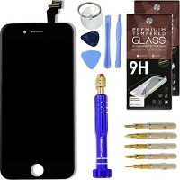 cell phone diy iphone 6 screen replacement 47 black lcd