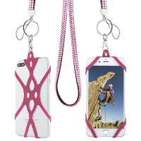 cell phone lanyard strap gear beast bling fashion universal