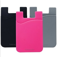 cell phone wallet by cellessentials for credit card and id