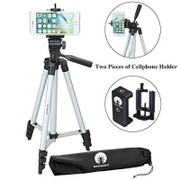digiant 50 inch aluminum camera phone tripod universal