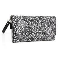 fashion wallet case multi purpose organizer id holder coin