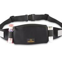 gear beast travel belt fanny pack waist bag id key wallet