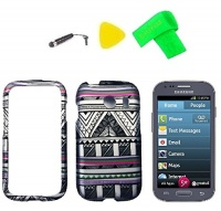 hard snap on protector cover phone case screen