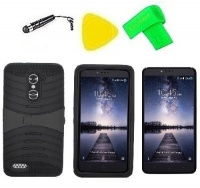 hybrid cover case cell phone accessory screen protector