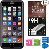 iphone 6 plus screen protector set of 2 55 ballistic