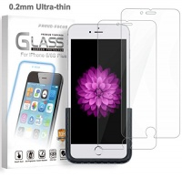 iphone 6s plus 6 tempered glass screen protector for
