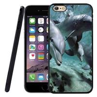 iphone 6s plus case customized black soft rubber