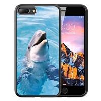 iphone 7 black case customized soft rubber tpu