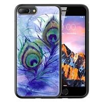 iphone 7 plus black case customized soft rubber tpu