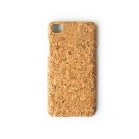 iphone 7 plus 8 cork case plain elegant and