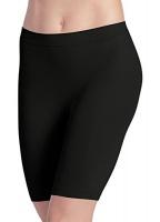 jockey womens skimmies slipshort black xl