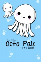 kawaii notebooks octo pals the cutest 4x6 youve