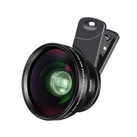 mway 2 in 1 professional hd camera lens kit 045x super wide