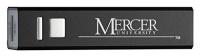 mercer university portable cell phone 2600 mah power bank